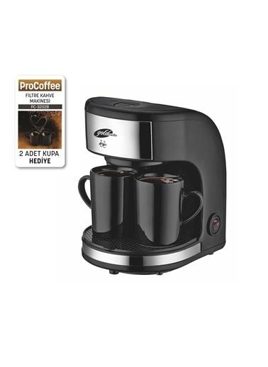 Goldmaster PC-3202B ProCoffee Mini Filtre Kahve Makinesi Renkli